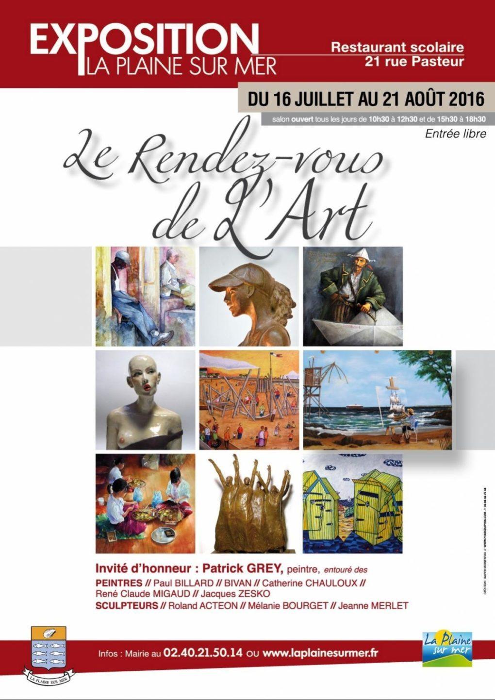 Le Rendez-vous l'Art La Plaine-sur-Mer