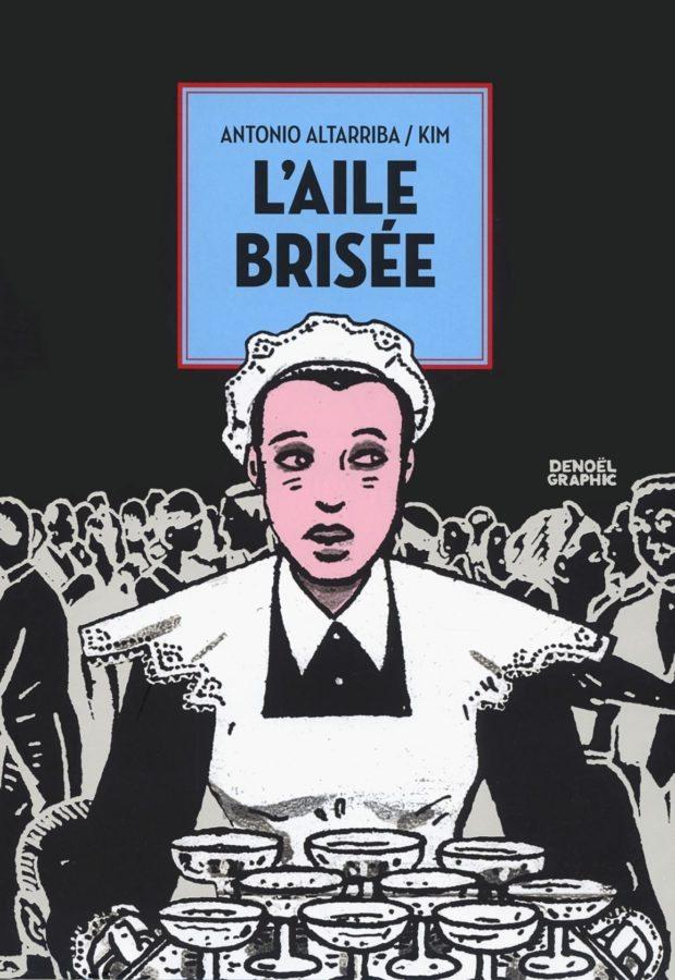 Le scénariste bande dessinée L'aile brisée en dédicace Rennes