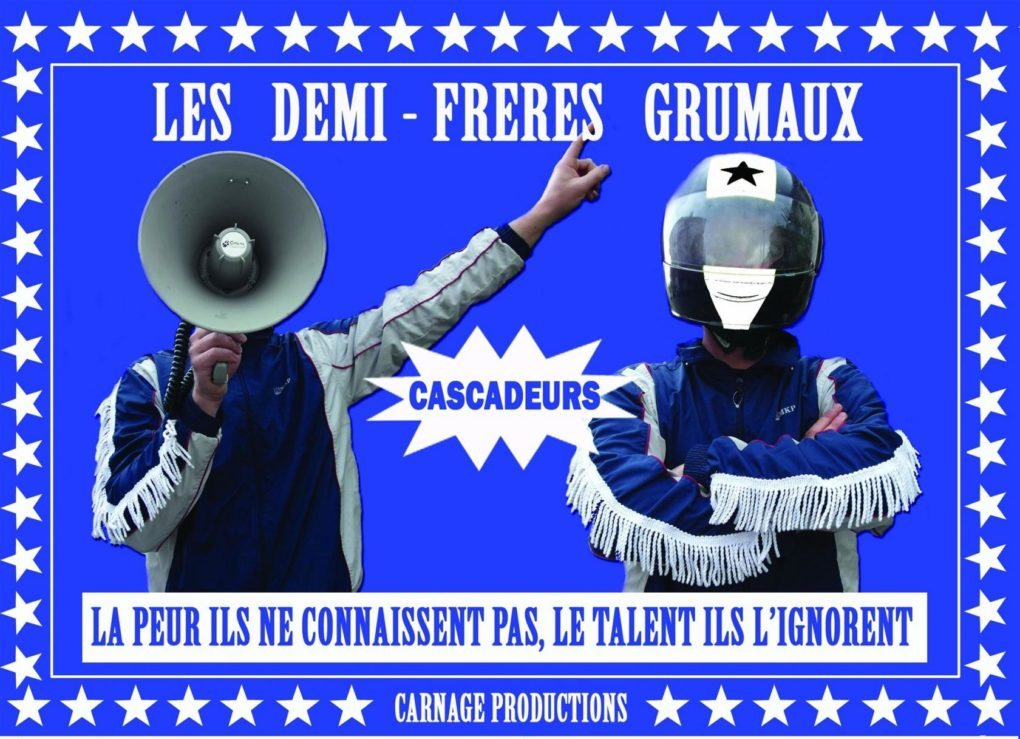 Les Estivales Les Demi-frères Grumaux par Carnage Productions Avranches