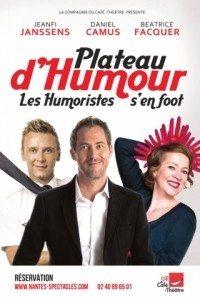 Les humoristes s'en foot Nantes