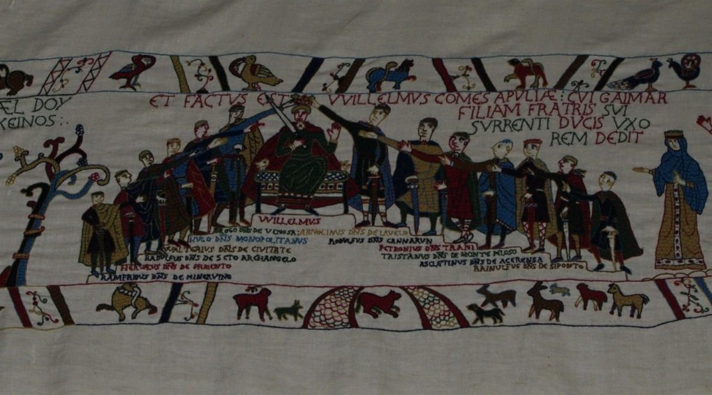 Les illustres descendants de Guillaume le Conquérant (XI-XIIe s) La Lucerne-d'Outremer