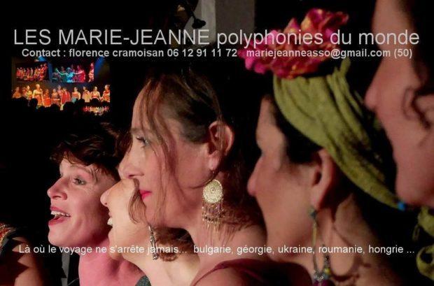 Les Marie-Jeanne Granville