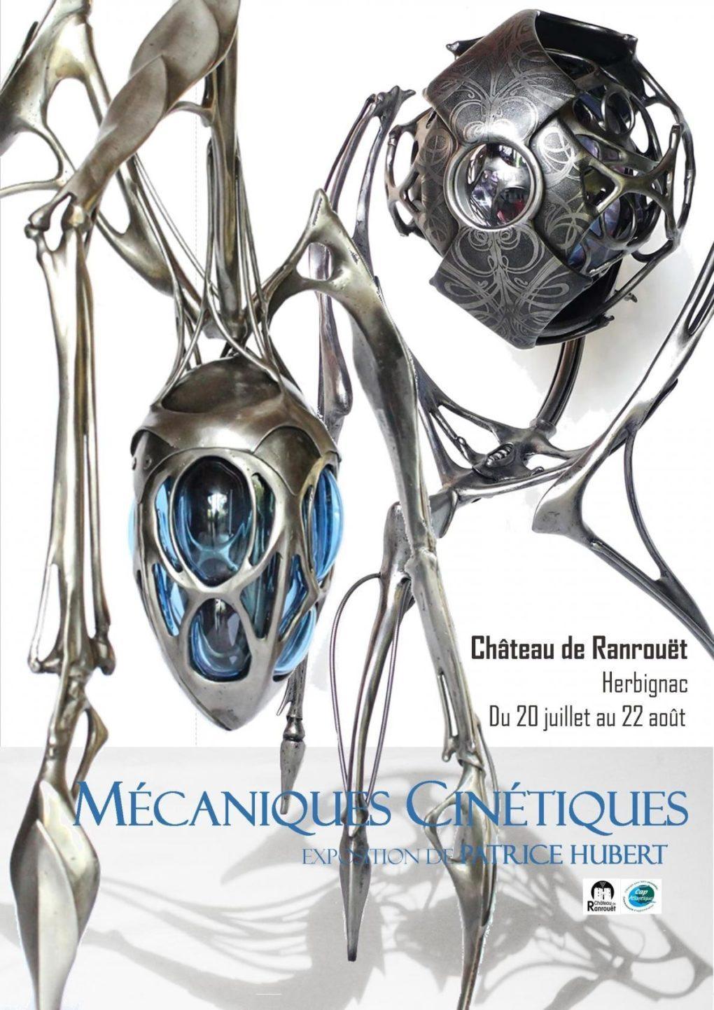Les Mécaniques cinétiques de Patrice Hubert Herbignac