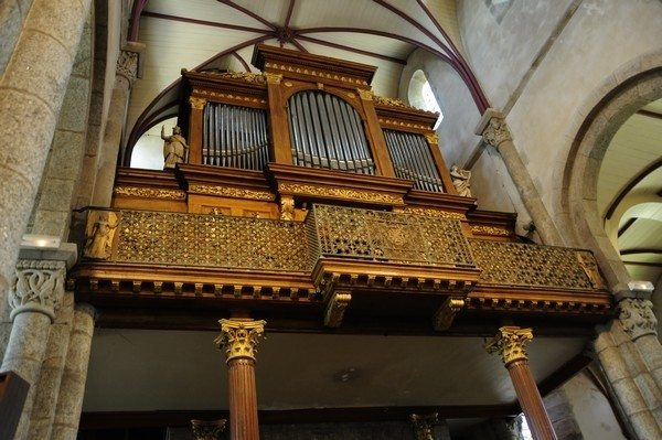 Les mercredis de l'orgue Lannilis