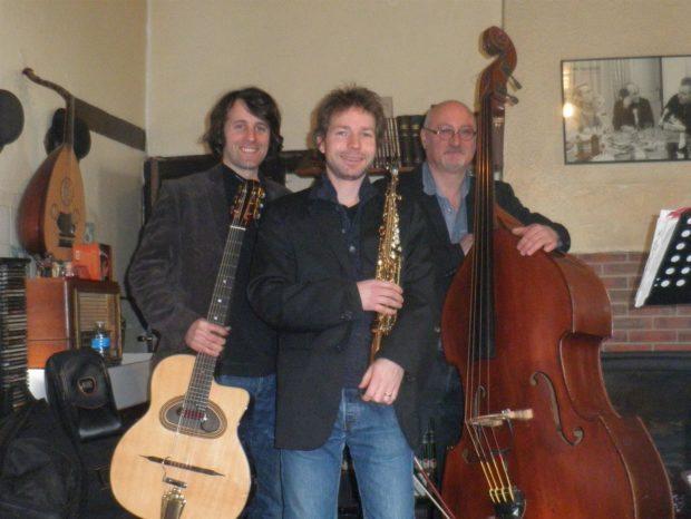 Les Music'Halles - Kolzo Trio Sainte-Foy