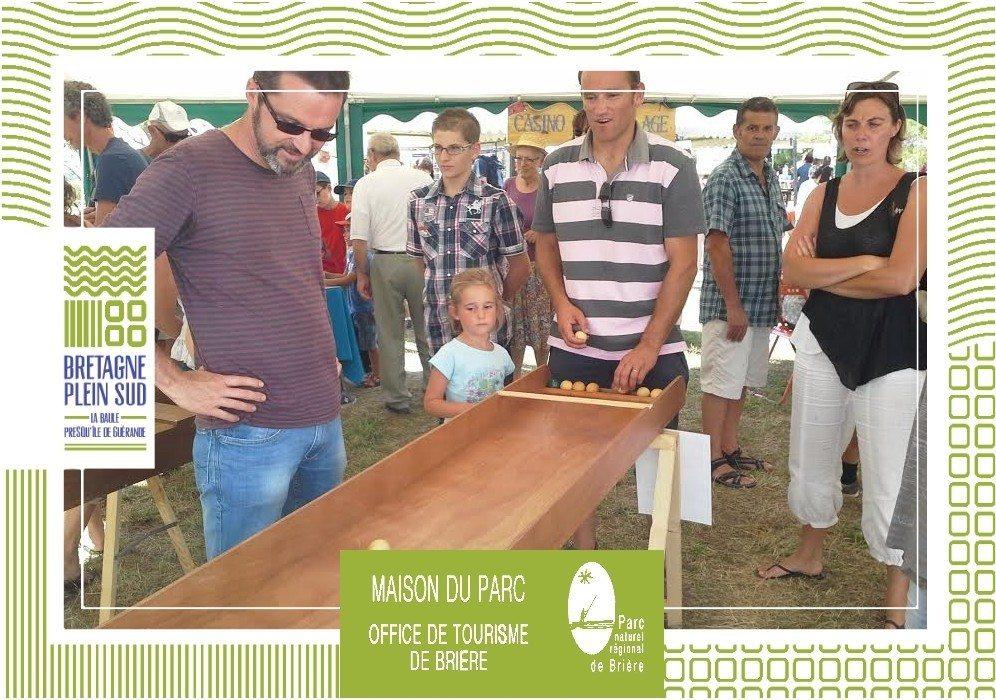 Les Rendez-vous du parc jeux bretons Saint-Lyphard