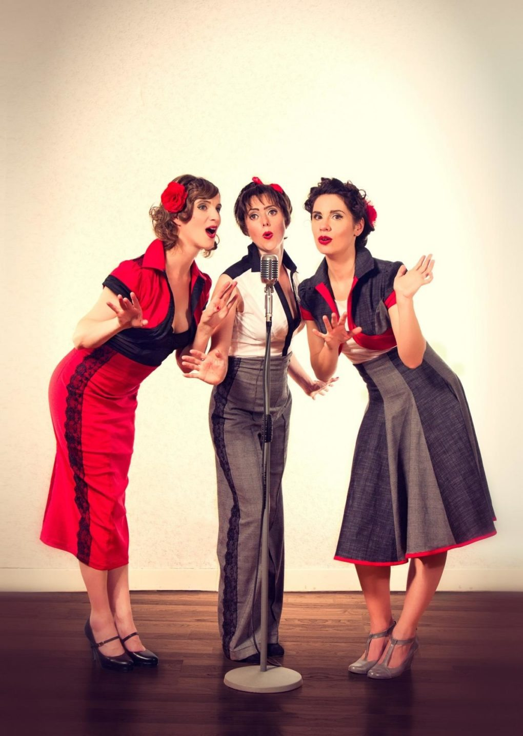 Les swingirls Concarneau