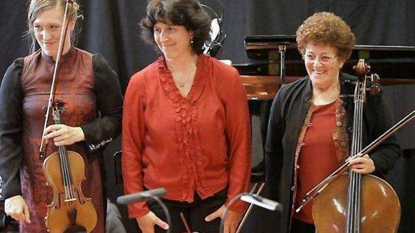 Les vendredis de l'Abbaye concert de l'ensemble Trio Lyris Landéda