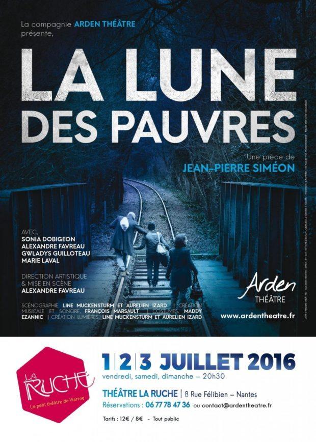 Lune des pauvres Nantes