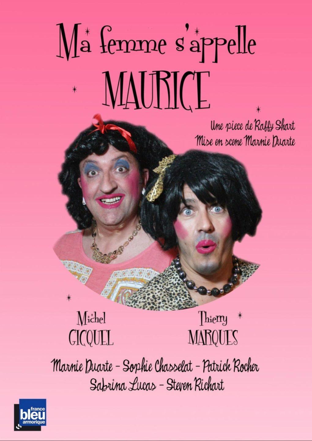 Ma femme s'appelle Maurice Dinard