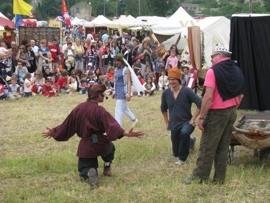 Magie et spectacle La saga du donjon Saint-Lyphard