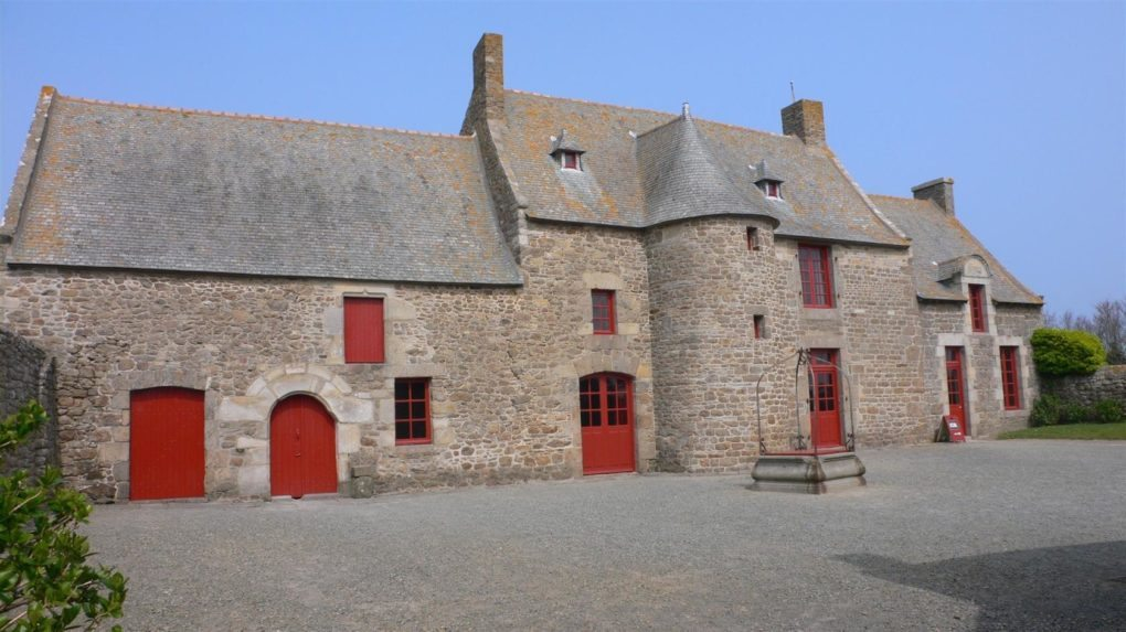 Manoir Jacques Cartier Saint-Malo