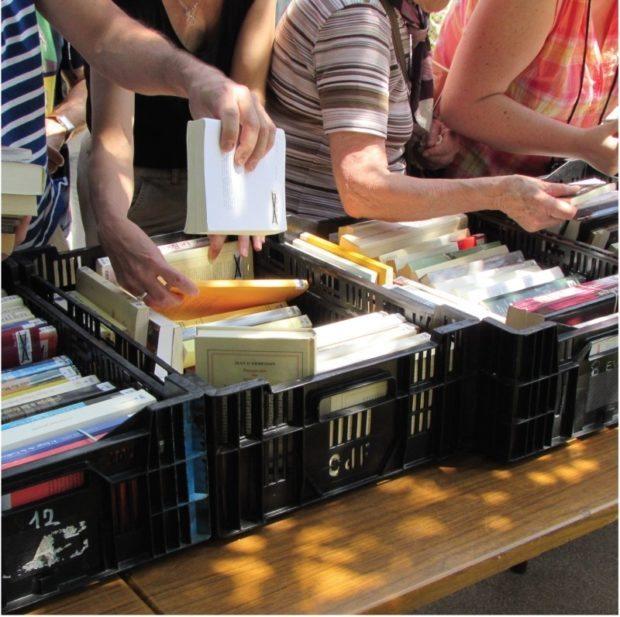 Marché aux livres et aux CD Saint-Barthélemy-d'Anjou