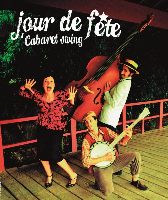 Mercredis de l'été - Jour de Fête - Cabaret swing L'Île-d'Olonne
