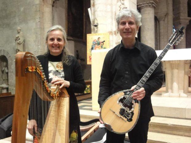 Mosaïka en concert Tuffé-Val-de-la-Chéronne