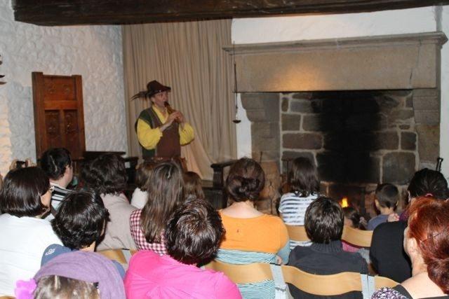 Musique et contes la légende des instruments Saint-Malo