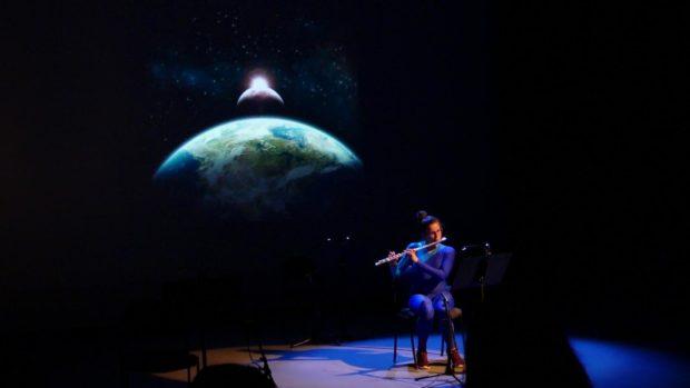 Musique et image mini-concert Les Pieux