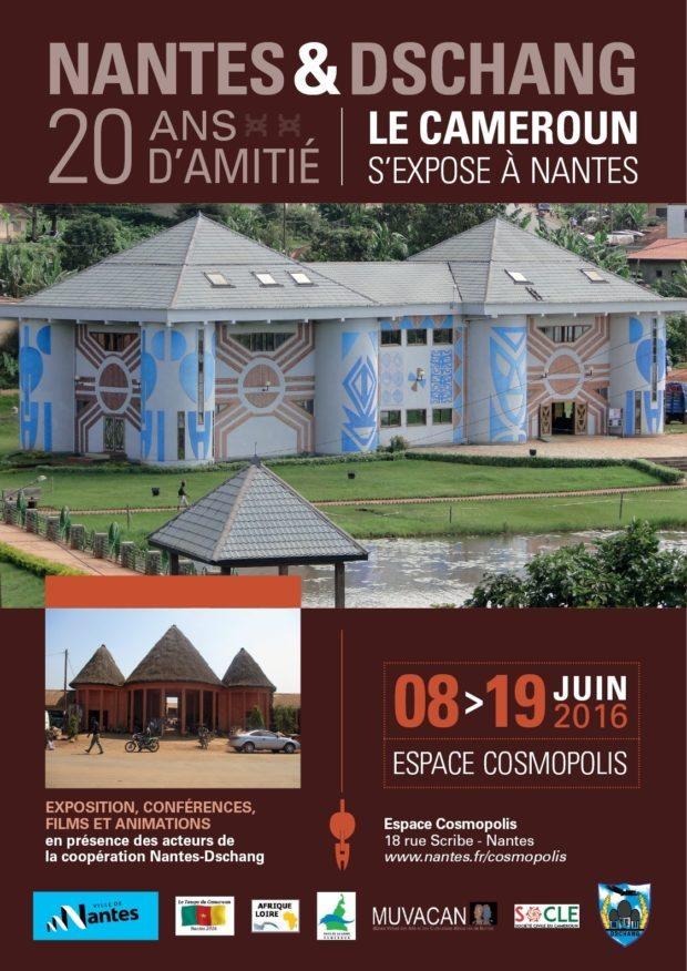 Nantes et Dschang 20 ans d'amitié Nantes