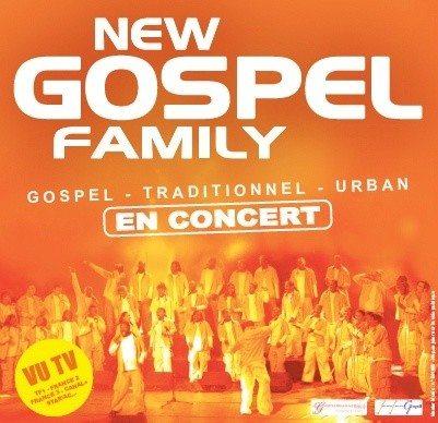 New Gospel Family Longeville-sur-Mer