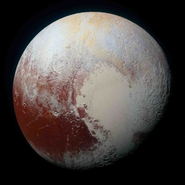 New Horizons première mission vers Pluton et au-delà Pornichet