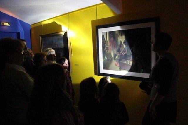 Nocturne insolite musée dej'hanté Soullans