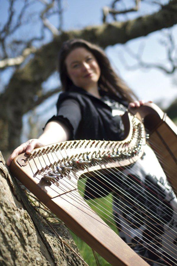Nolwenn Arzel harpe celtique Penmarch