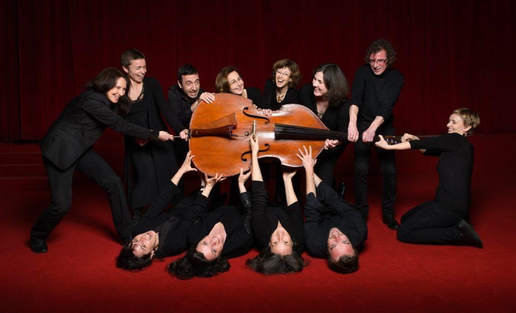 O my Cordes ! ensemble classique 12 musiciens Clohars-Carnoët