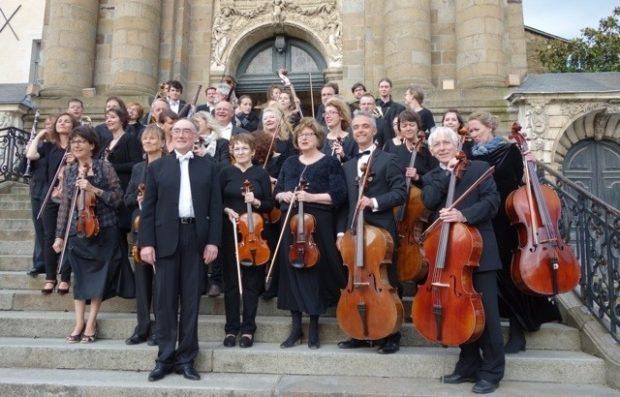 Orchestre Ars Juvenis et chœur Alunissons concert Mendelssohn Rennes