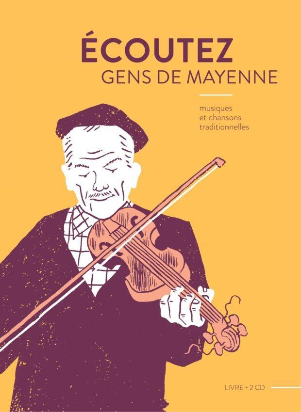 Parution livres sur musiques traditionnelles en Mayenne Laval
