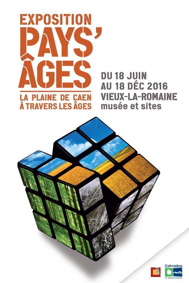 Pays'âges plaine Caen à travers âges Vieux