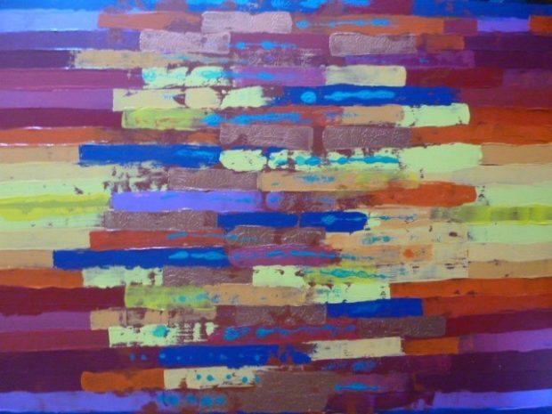 Peinture contemporaine Caen
