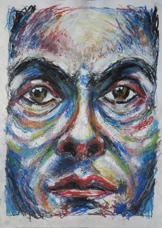 Peintures de Dominique Saliou Pontmain