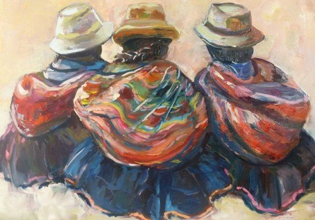 Peintures Françoise Rozé Plurien