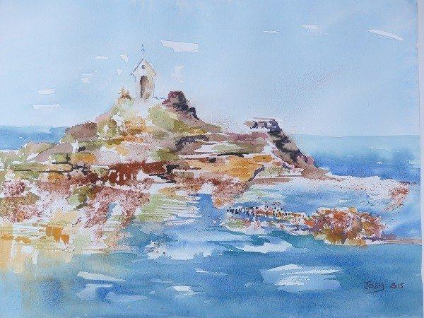 Peintures de Josy Chatelet Plurien