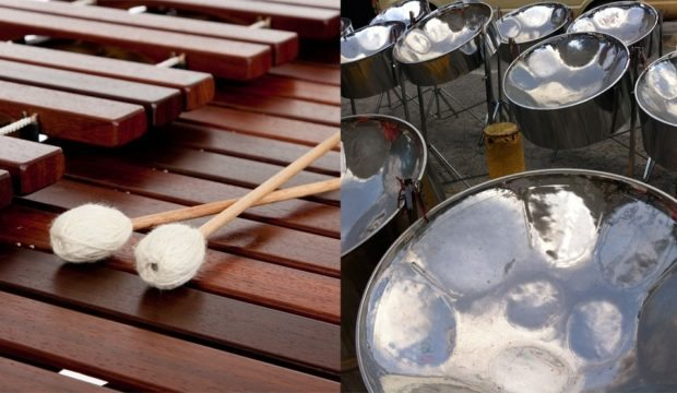 Percussions et steel-bands Saint-Herblain