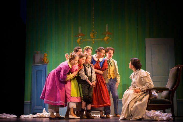 Le Petit ramoneur de Benjamin Britten / Opéra de Rennes Juin 2016