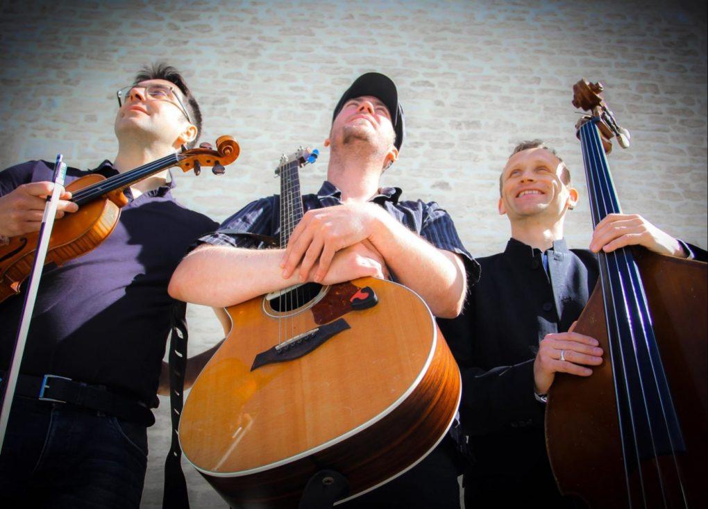 Pied's'Trad - musique Québecoise et celtique Trégastel