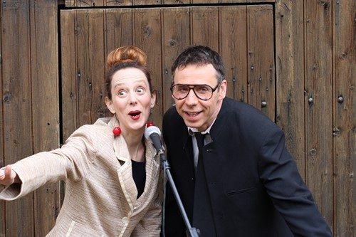 Place aux mômes cirque Ilya Monsieur et Madame Carantec