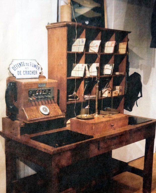 La Poste au XXe siècle Olonne-sur-Mer
