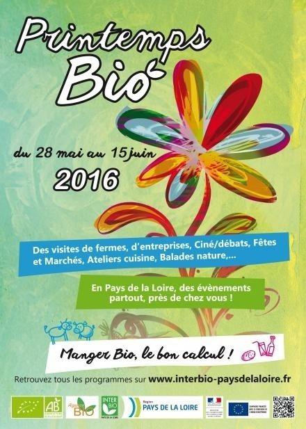 Printemps Bio 2016 projection-débat La Turballe