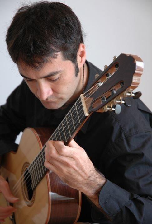 Raphaël Charrier guitare solo Clohars-Carnoët