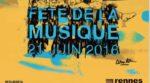 Rennes fête de la musique