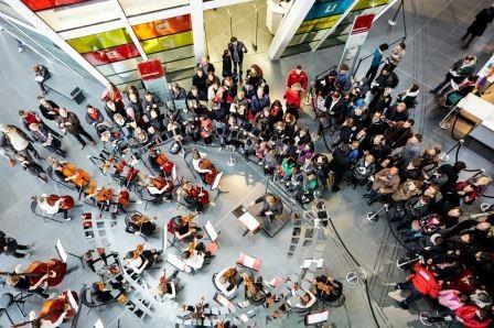 Le Conservatoire de Rennes met les orchestres en fête