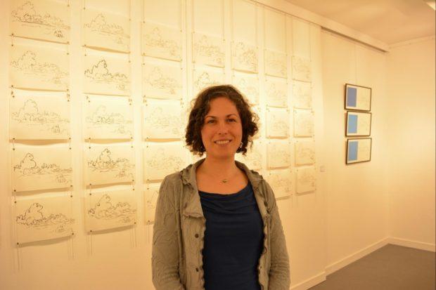 Résidence d'artiste Nancy Lamontagne Saint-Malo