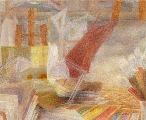 Rêverie du quotidien exposition de François Crabit Saint-Jacut-de-la-Mer
