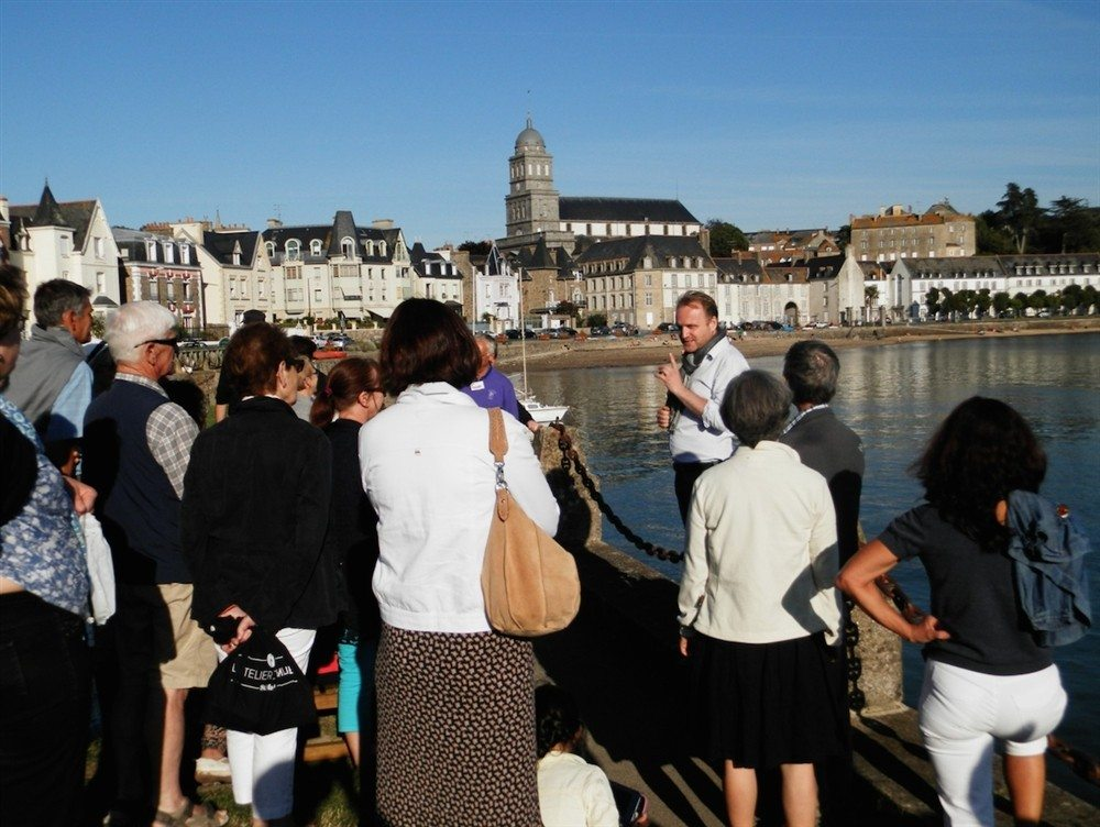 Saint-Servan légende Une promenade spectacle Saint-Malo