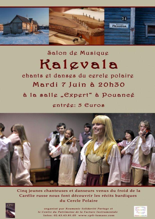 Salon musique Kalevala Pouancé