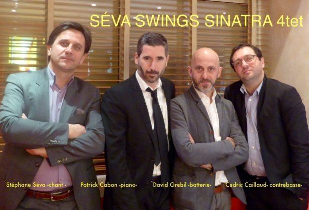 Seva Swing Sinatra Cherbourg-en-Cotentin