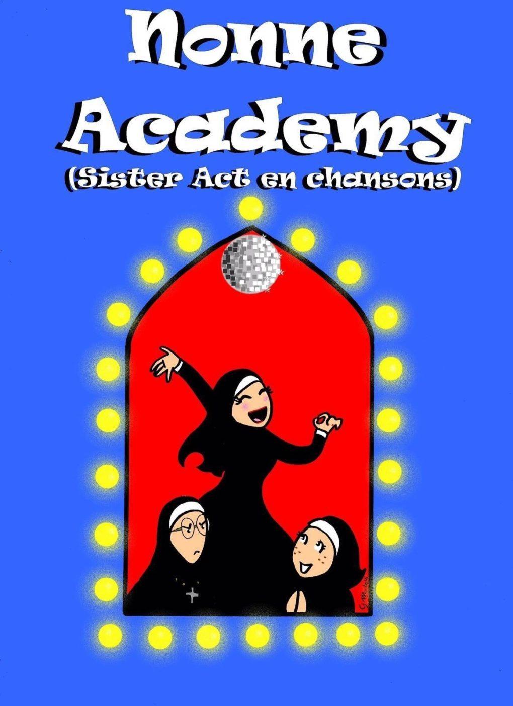 Sister Act - comédie musicale La Barre-de-Monts