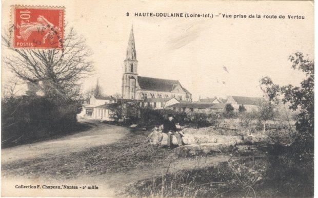 Soirée histoire et patrimoine Haute-Goulaine